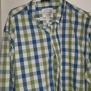 St John's bay mens shirt